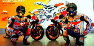 Repsol Tetap Menjadi Sponsor Utama Honda