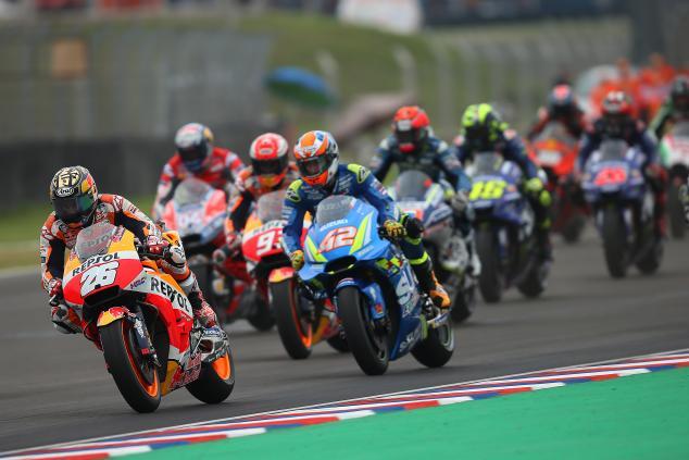 Kalender Sementara MotoGP 2019