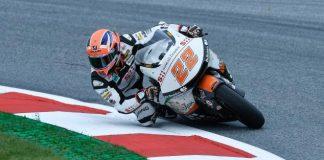 Sam Lowes Kembali ke Tim Gresini Racing Moto2