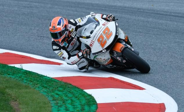 Sam Lowes Kembali ke Tim Gresini Racing Moto2