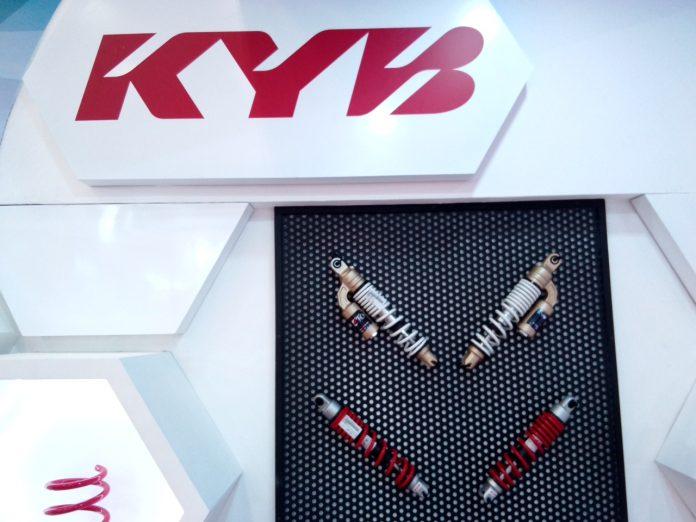 Shockabsorber KYB Zeto Z Series