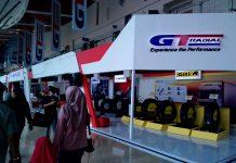 IRC dan Zeneos Tampilkan Produk Performanya di GIIAS 2018