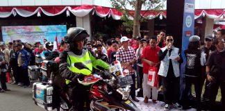 Solo Ride Jakarta-Himalaya