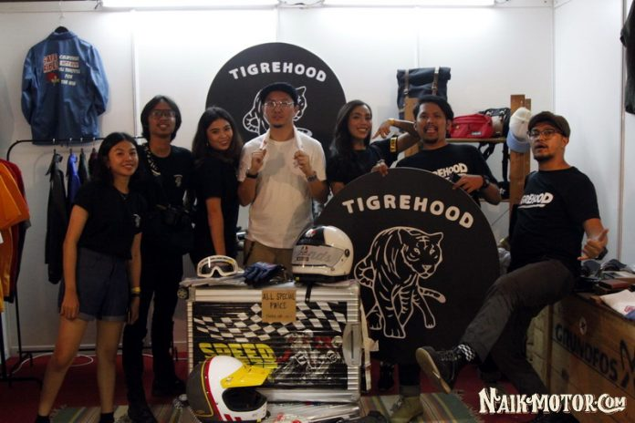 Tigrehood Bawa 40 Brand Indonesia ke Art of Speed Malaysia