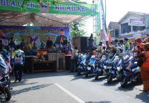 Milad 3 Komunitas Yamaha NMax Janggla Community