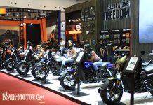 Harley-Davidson Pamer 10 Model Iconic 115 Tahun di GIIAS 2018
