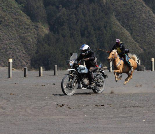 Himalayan Bromo Ride