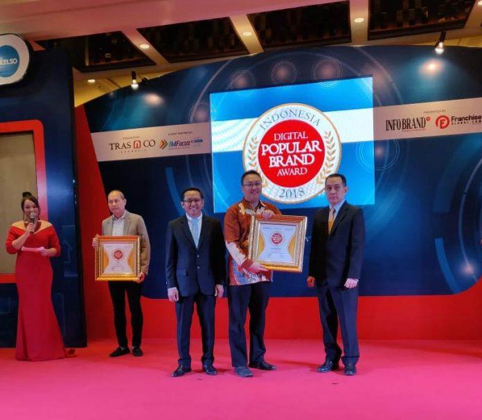 Bisnis Ritel Otomotif Astra Otoparts Menjadi Merek Digital Popular 2018