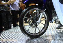 IRC Siap Pasok Ban Retro Honda Super Cub C125