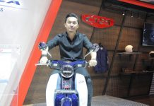 Alasan Omesh Beli Honda Super Cub C125