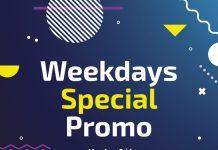 Promo Entry Weekdays di GIIAS 2018