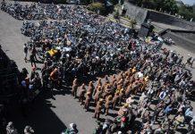 Patriot Ride Bikers Brotherhood 1% MC