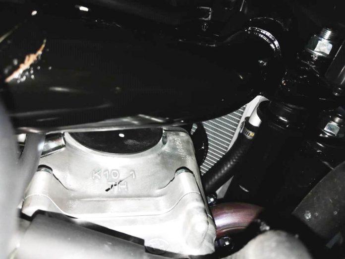 Radiator HOnda Forza 250