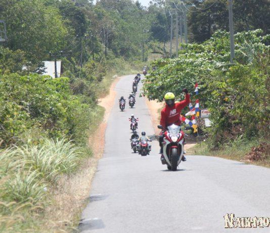 Ride to Belitong Wahana Honda Big Bike
