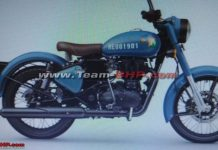 Royal Enfield Classic 350 Livery Tentara India