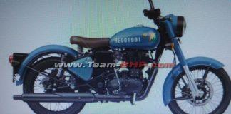 Royal Enfield Classic 350 Livery Tentara India