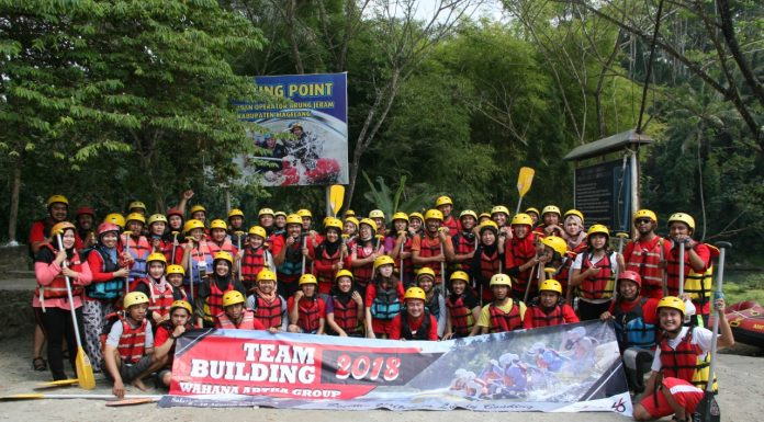Team Building Wahana