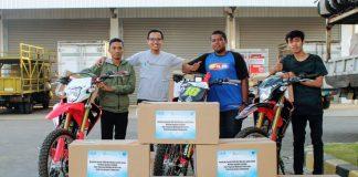 Komunitas Honda CRF Mataram