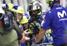 Rossi Lebih Optimis Daripada Vinales Soal Hasil Tes Yamaha
