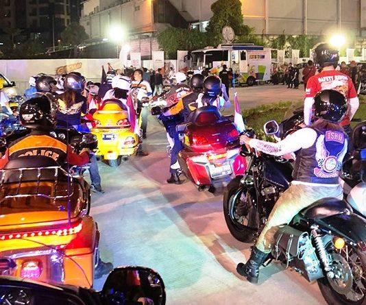MBCI Mengawal Obor Asian Games 2018