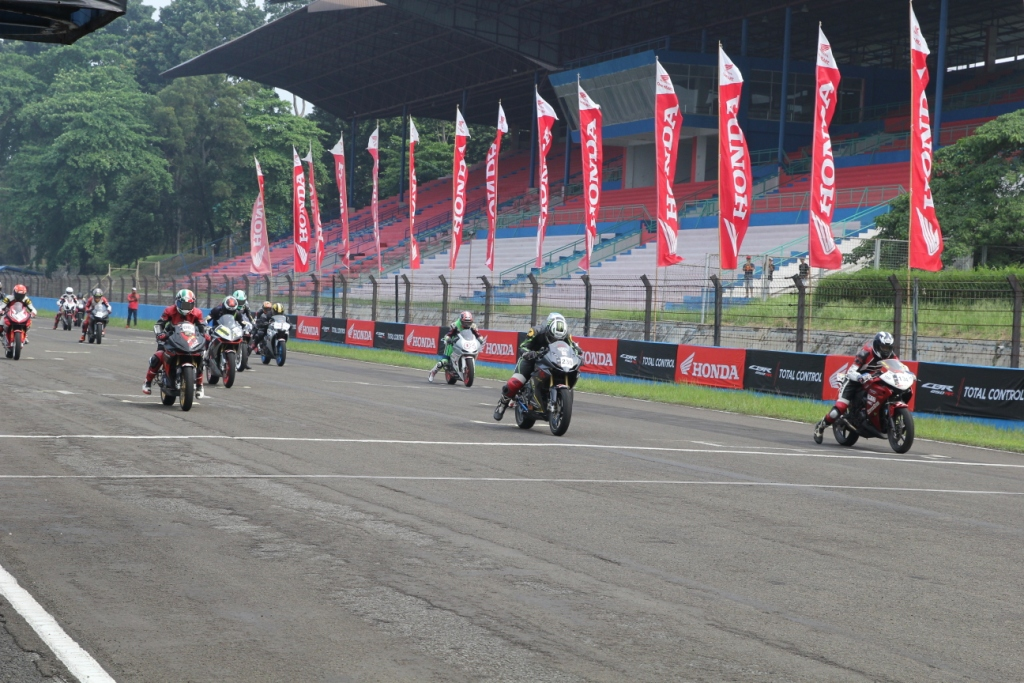 Indonesia CBR Race Day