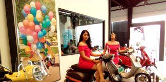 MotoPlex Piaggio dan Vespa Serang