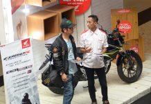 Januari-Agustus 2018 Wahana Berhasil Memasarkan 3 Ribu Honda CB Series