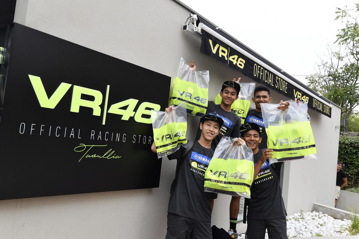 Yamaha VR46 Master Camp