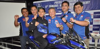 Faerozi Mengikuti Program Yamaha VR46 Master Camp 6