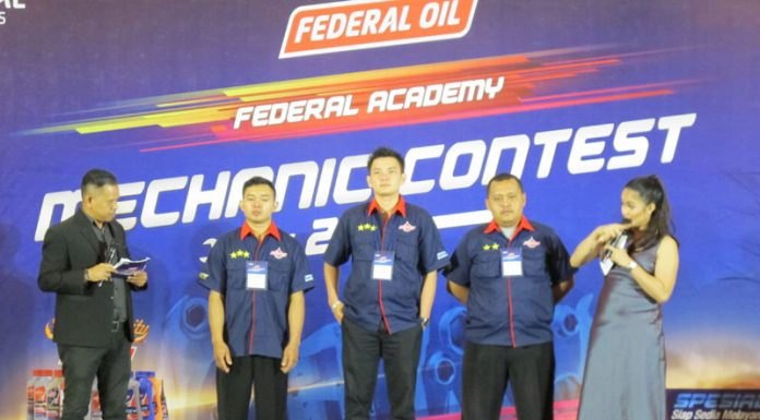 Federal Oil Mechanic Contest