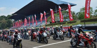 Indonesia CBR Race Day 2018 Seri 2