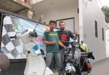 Riding Kembali di Indonesia