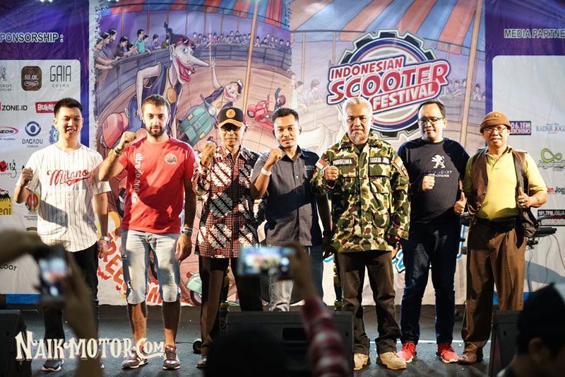 Indonesia Scooter Festival 2018