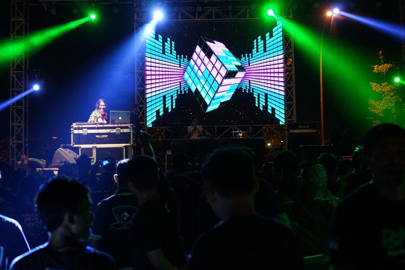 Kawasaki Fest Day Makassar