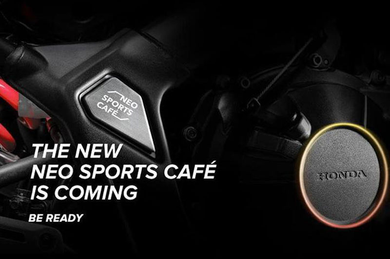 Honda Neo Sport Cafe