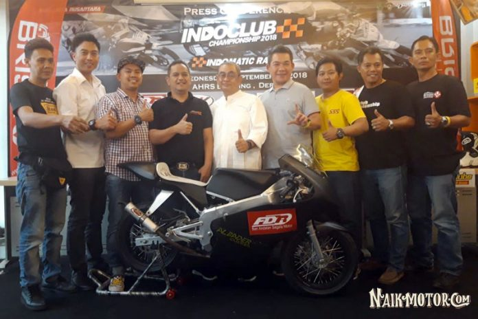 IndoMatic Race