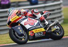 FP Hari Pertama Moto2 2018 Misano