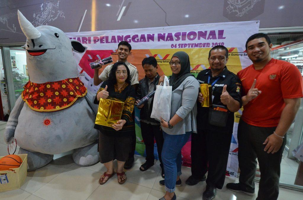 Hari Pelanggan Nasional 2018 Wahana