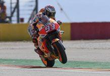 Hari Pertama FP MotoGP 2018 Aragon