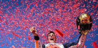 R10 Sirkuit Aragon akan Dinamai Tikungan Marc Marquez