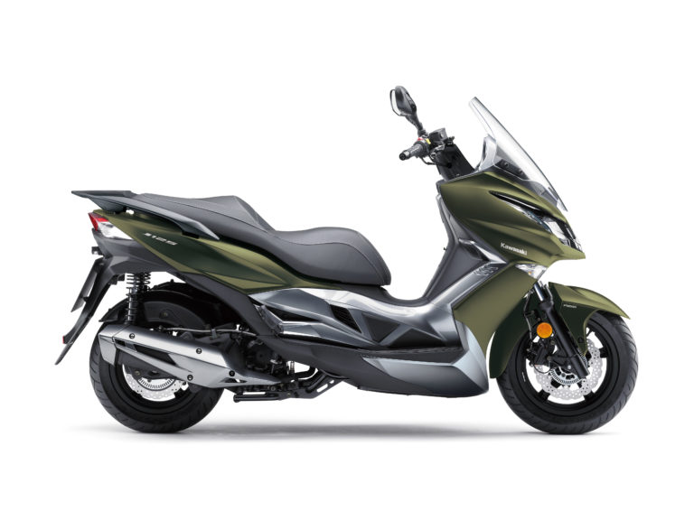 Kawasaki J125 yang Popular di Eropa