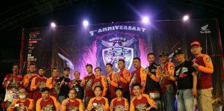 Honda PCX Club Indonesia 7 Tahun