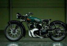 Royal Enfield KX1140 1938