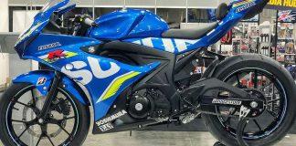 Suzuki GSX-R150 Dihadirkan di AIMExpo 2018 Las Vegas