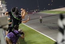 Race 1 WorldSBK 2018 Qatar