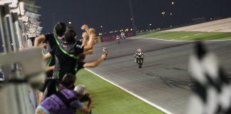 Race 1 WorldSBK 2018 Qatar