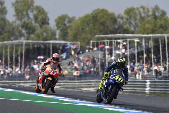 Rossi Tetap Tidak Puas Kinerja M1 di MotoGP 2018 Thailand