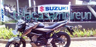 Harga Suzuki GSX150 Bandit