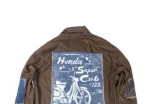 apparel Honda Super Cub C125