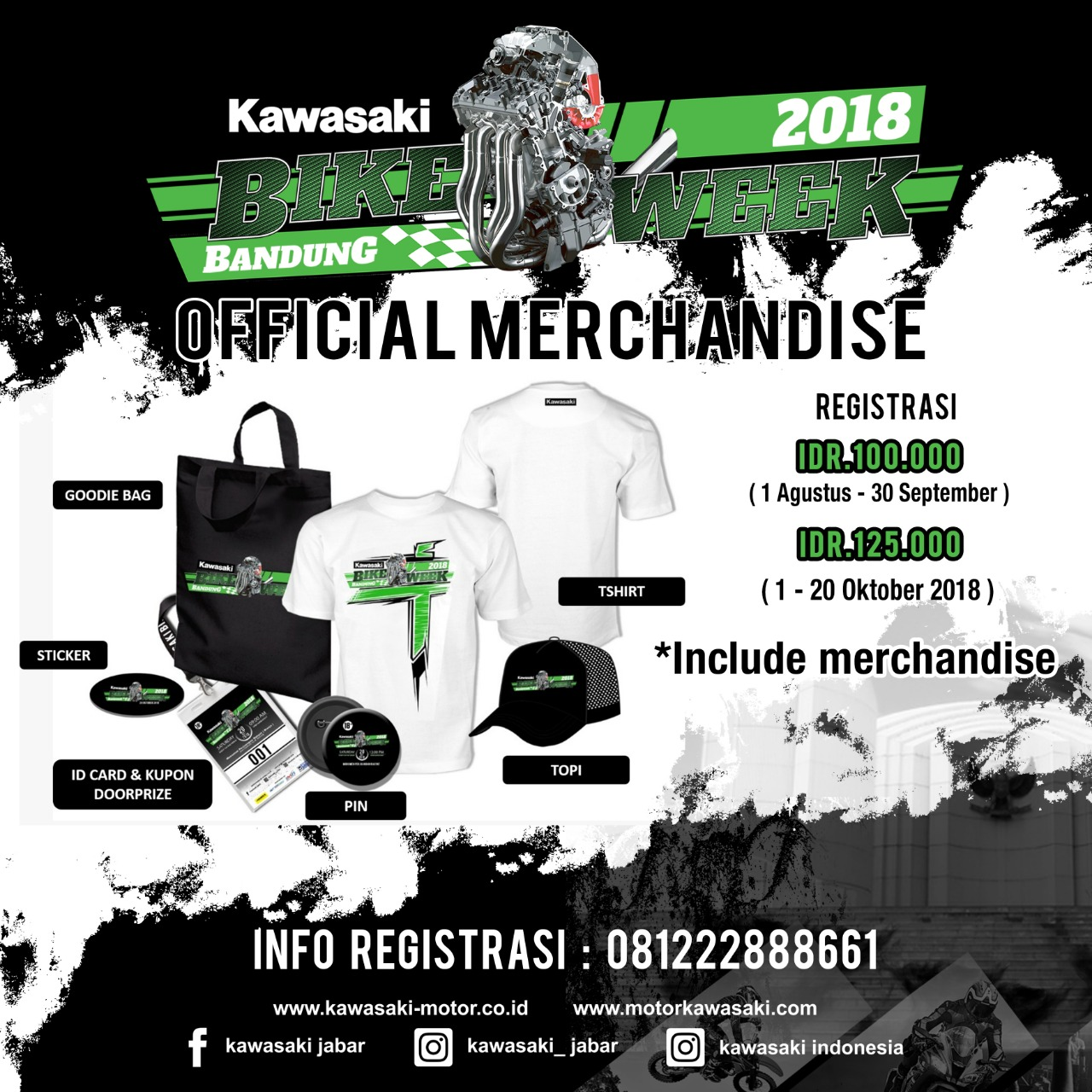 Kawasaki Bike Week